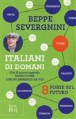 Copertina dell'audiolibro Italiani di domani di SEVERGNINI, Beppe