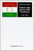 Copertina dell'audiolibro Italiani nella guerra civile americana di CASSANI, Emanuele