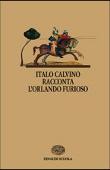 Copertina dell'audiolibro Italo Calvino racconta l'Orlando furioso di CALVINO, Italo