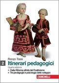 Copertina dell'audiolibro Itinerari pedagogici 2 di TASSI, Renzo