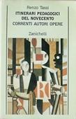 Copertina dell'audiolibro Itinerari pedagogici del novecento di TASSI, Renzo