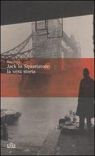 Copertina dell'audiolibro Jack lo squartatore di BEGG, Paul