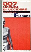 Copertina dell'audiolibro James Bond 007 – Licenza di uccidere di FLEMING, Ian