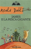 Copertina dell'audiolibro James e la pesca gigante