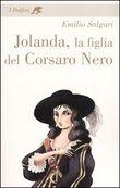 Copertina dell'audiolibro Jolanda la figlia del Corsaro Nero di SALGARI, Emilio