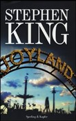 Copertina dell'audiolibro Joyland