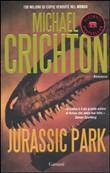 Copertina dell'audiolibro Jurassic park di CRICHTON, Michael