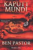 Copertina dell'audiolibro Kaputt Mundi di PASTOR, Ben