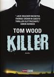 Copertina dell'audiolibro Killer di WOOD, Tom