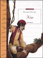 Copertina dell'audiolibro Kim