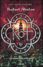Copertina dell'audiolibro Kot di ABALOS, Rafael