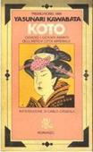 Copertina dell'audiolibro Koto di KAWABATA, Yasunari