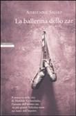Copertina dell'audiolibro La ballerina dello zar di SHARP, Adrienne
