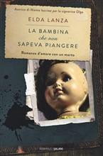 Copertina dell'audiolibro La bambina che non sapeva piangere