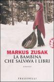 Copertina dell'audiolibro La bambina che salvava i libri di ZUSAK, Markus