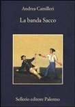 Copertina dell'audiolibro La banda Sacco