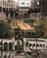 Copertina dell'audiolibro La battaglia dei Capitani: Udine 28 ottobre 1917 di GASPARI, Paolo