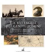 Copertina dell'audiolibro La battaglia dei Gentiluomini: Pozzuolo e Mortegliano il 30 ottobra 1917 di GASPARI, Paolo