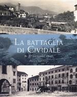 Copertina dell'audiolibro La battaglia di Cividale il 27 ottobre 2017 di GASPARI, Paolo