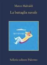 Copertina dell'audiolibro La battaglia navale di MALVALDI, Marco