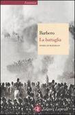 Copertina dell'audiolibro La battaglia – Storia di Waterloo di BARBERO, Alessandro
