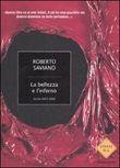 Copertina dell'audiolibro La bellezza e l'inferno di SAVIANO, Roberto