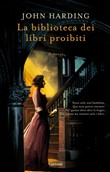 Copertina dell'audiolibro La biblioteca dei libri proibiti