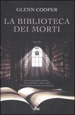 Copertina dell'audiolibro La biblioteca dei morti di COOPER, Glenn