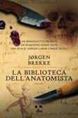 Copertina dell'audiolibro La biblioteca dell'anatomista