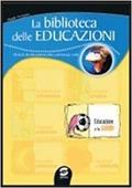 Copertina dell'audiolibro La biblioteca delle educazioni – Educazione alla salute di DE NOTARIIS, Magda
