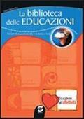 Copertina dell'audiolibro La biblioteca delle educazioni – Educazione all'affettività di SAMMARTINO, Grazia
