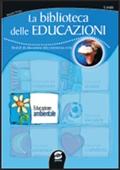 Copertina dell'audiolibro La biblioteca delle educazioni – Educazione ambientale di AMATO, Rosaria
