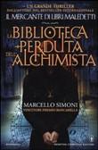 Copertina dell'audiolibro La biblioteca perduta dell'Alchimista