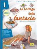 Copertina dell'audiolibro La bottega della fantasia 1 – antologia di ALBONICO, P. - CONCA, G. - SINGUAROLI, M.