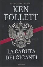 Copertina dell'audiolibro La caduta dei giganti vol. 1 di FOLLETT, Ken