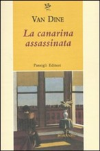 Copertina dell'audiolibro La canarina assassinata di VAN DINE, S. S.