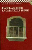 Copertina dell'audiolibro La casa degli spiriti di ALLENDE, Isabel