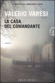 Copertina dell'audiolibro La casa del comandante di VARESI, Valerio