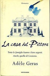 Copertina dell'audiolibro La casa del pittore di GERAS, Adèle