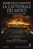 Copertina dell'audiolibro La cattedrale dei morti di SIMONI, Marcello