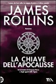 Copertina dell'audiolibro La chiave dell'apocalisse di ROLLINS, James