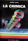Copertina dell'audiolibro La chimica – seconda edizione di RIPPA, Mario