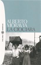 Copertina dell'audiolibro La ciociara di MORAVIA, Alberto