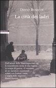 Copertina dell'audiolibro La città dei ladri di BENIOFF, David