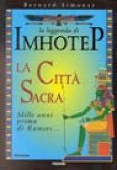 Copertina dell'audiolibro La città sacra – Vol. III