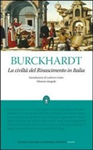 Copertina dell'audiolibro La civiltà del Rinascimento in Italia di BURCKHARDT, Carl Jacob