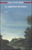 Copertina dell'audiolibro La cognizione del dolore di GADDA, Carlo Emilio