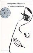 Copertina dell'audiolibro La collega tatuata