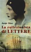 Copertina dell'audiolibro La collezionista di lettere di DIAZ, Jorge