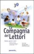 Copertina dell'audiolibro La compagnia dei lettori 3A di ALPI, A. - BOTTO, M. - GIACOSA, M.